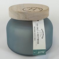 Hawkwood Sea Salt & Driftwood 18-oz. Candle Jar