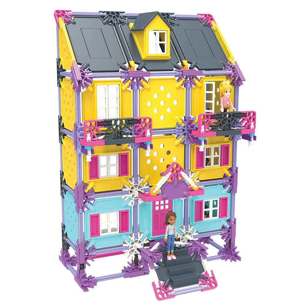 K'NEX 433-pc. Mighty Makers Home Designer Building Set