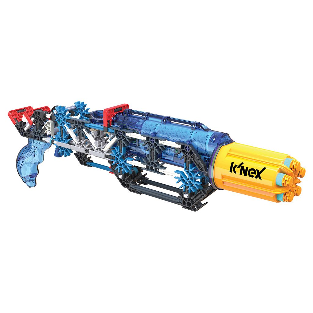 K'NEX 214-pc. K-FORCE K-25X Rotoshot Blaster Building Set