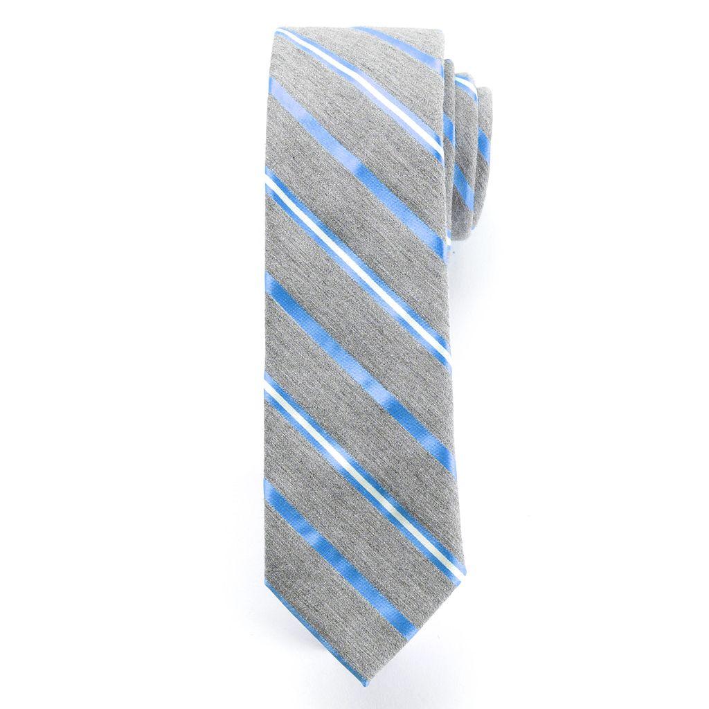 Men's Van Heusen Traditional Striped Skinny Tie