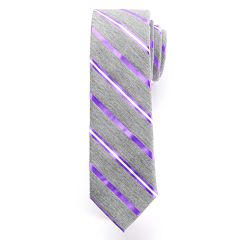 Men's Van Heusen Traditional Striped Skinny Tie