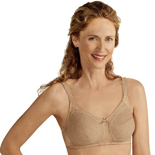 Amoena Bra: Ina Contour Wire-Free Full-Coverage Bra