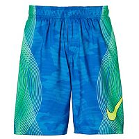 Boys 8-20 Nike Swim Print Swim Trunks