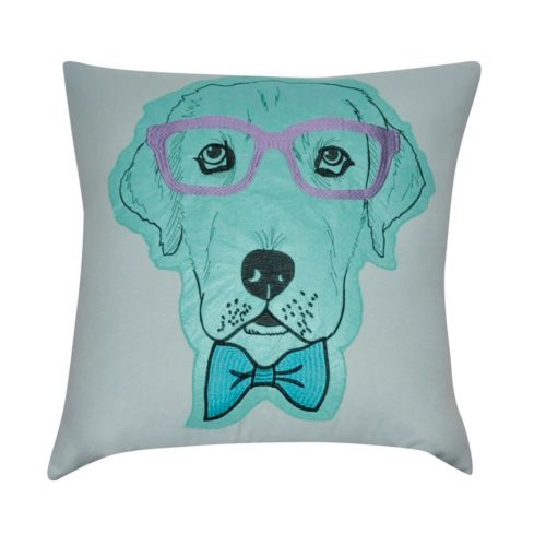 Loom and Mill Labrador II Throw Pillow
