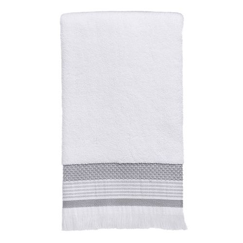 SONOMA Goods for Life™ Stripes & Fringe Hand Towel