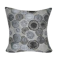 Loom and Mill Muted Circles Throw Pillow