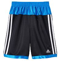 Boys 4-7x adidas Colorblocked Striped Shorts