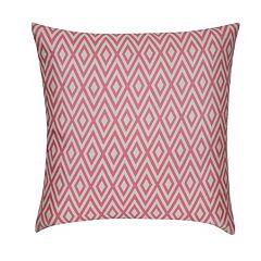 Loom and Mill Bold Diamond Geometric Throw Pillow