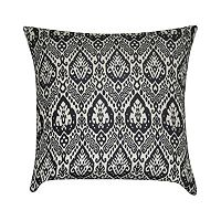Loom and Mill Bold Damask Throw Pillow