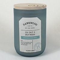 Hawkwood Sea Salt & Driftwood 13-oz. Candle Jar