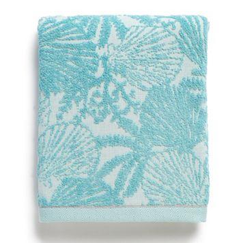 SONOMA Goods for Life™ Seaside Shell Bath Towel
