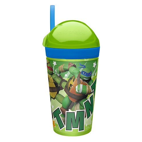 Teenage Mutant Ninja Turtles Zak!Snak Snack Cup by Zak Designs