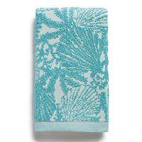 SONOMA Goods for Life™ Seaside Shell Hand Towel