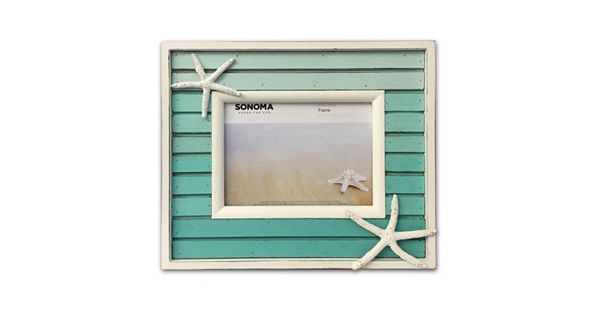 Sonoma Goods For Life Faux Starfish Ombre 5 Quot X 7 Quot Frame