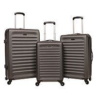 Prodigy Velocity 3-Piece Hardside Spinner Luggage Set