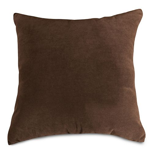 Majestic Home Goods Velvet Throw Pillow