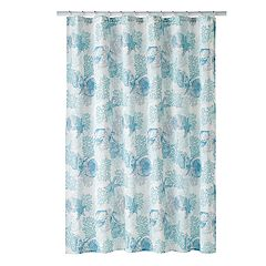 SONOMA Goods For LifeTM Coastal Printed Shower Curtain
