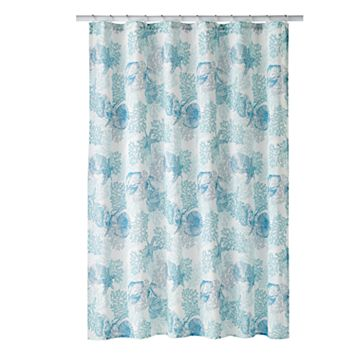 SONOMA Goods for Life™ Seaside Print Shower Curtain
