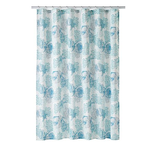 Sonoma Goods For Life Coastal Printed Shower Curtain