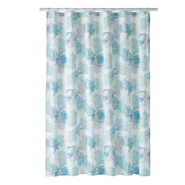 Charming SONOMA Goods For Life™ Seaside Print Shower Curtain