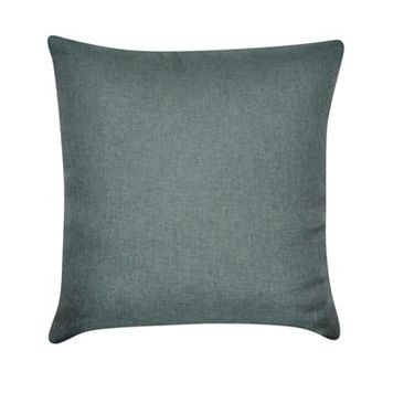 Loom and Mill Woven Solid Throw Pillow