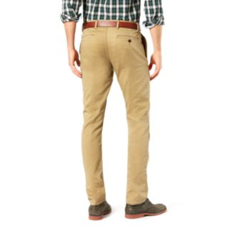 Men's Dockers Slim Tapered Fit Washed Khaki Pants