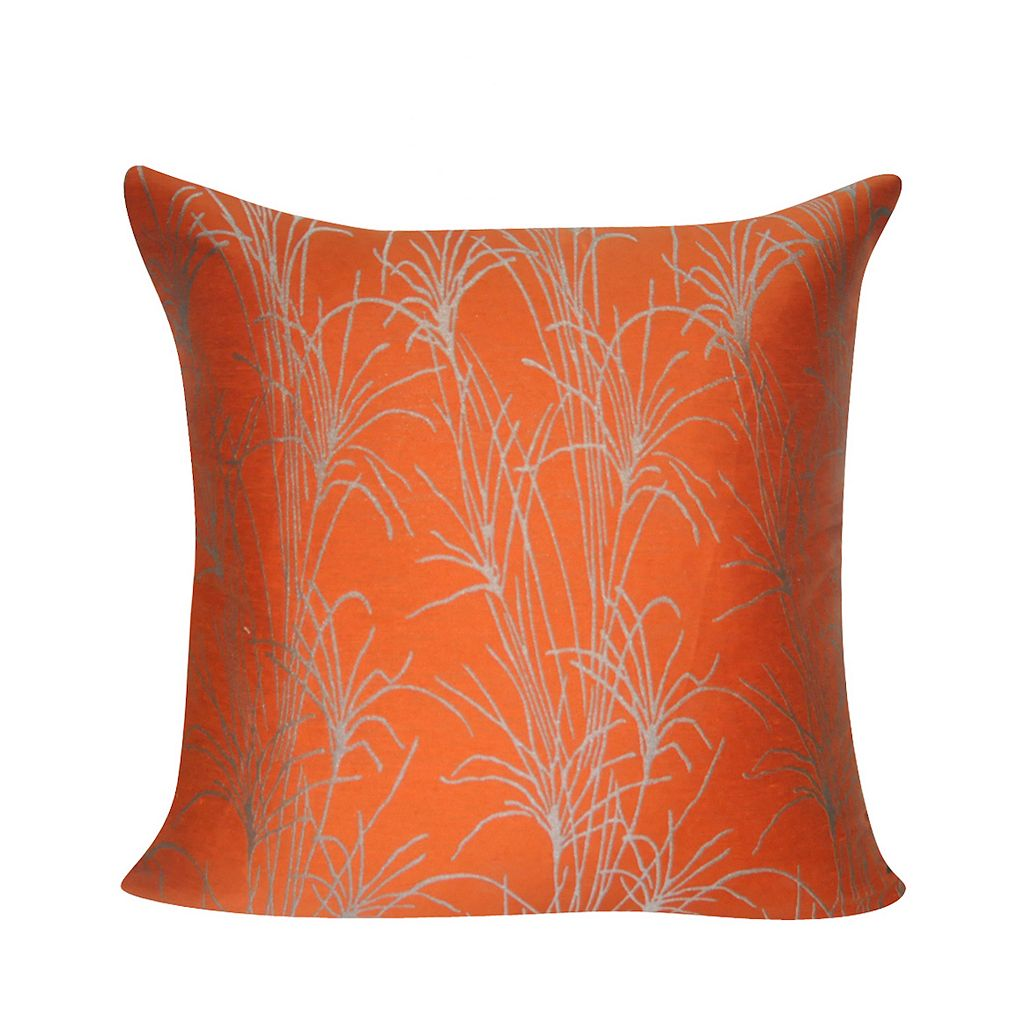 Loom and Mill Contemporary Branches Throw Pillow
