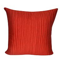 Loom and Mill Ruffled Throw Pillow