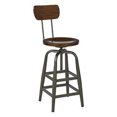 Ave Six Sullivan Swivel Bar Stool