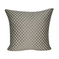 Loom and Mill Checkered Throw Pillow