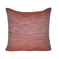 Loom and Mill Solid Herringbone Throw Pillow
