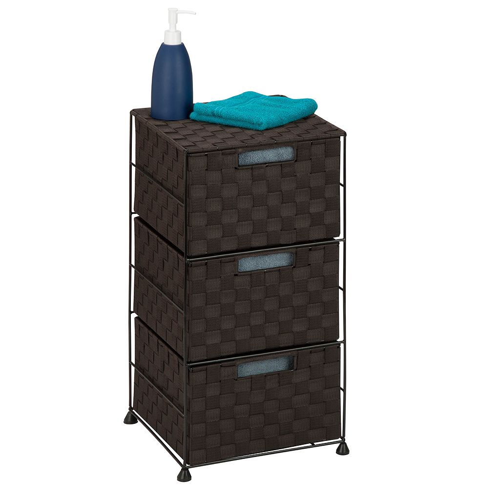 Honey-Can-Do 3 Drawer Wheeled Cart