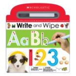 Write & Wipe ABC Board Book