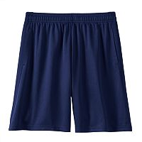 Boys 8-20 Husky Tek Gear® Basic Mesh Shorts