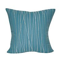Loom and Mill Intersecting Stripes Throw Pillow