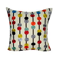 Loom and Mill Multi Dots Throw Pillow