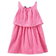 Girls 4-8 OshKosh B'gosh® Tiered Tunic Tank Top