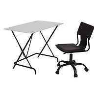 OSP Designs Desk and Office Chair 2 pc Set