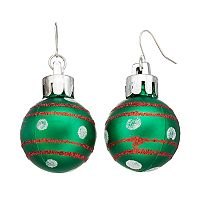 Ornament Drop Earrings
