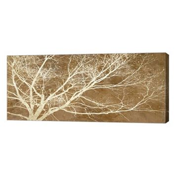 Metaverse Art Dream Tree Canvas Wall Art