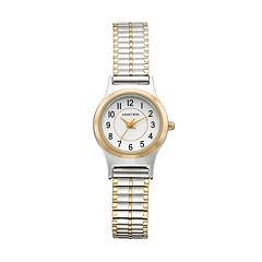 Armitron Women's Two Tone Expansion Watch - 75/5420WTTT