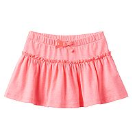 Toddler Girl Jumping Beans® Solid Ruffle Skort