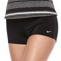 Women's Nike Solid Swim Shorts