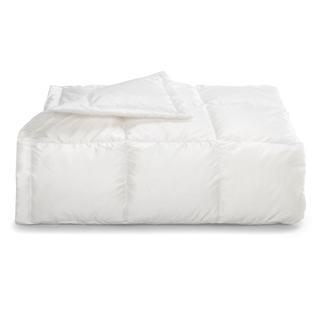 Sharper Image Packable Down Throw