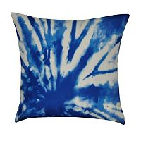 Loom and Mill Tie-Dye II Throw Pillow