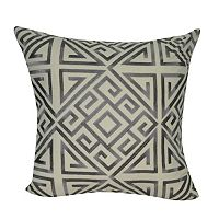 Loom and Mill Greek Key Geometric II Throw Pillow