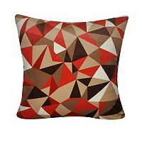 Loom and Mill Geometric Nap Throw Pillow