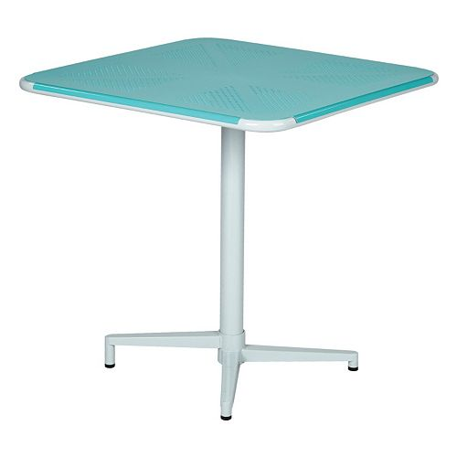 OSP Designs Albany Square Folding Table
