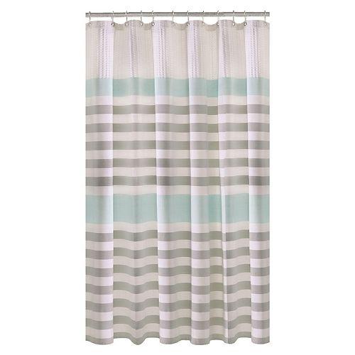 SONOMA Goods for Life™ Multi Stripe Shower Curtain