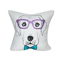 Loom and Mill Labrador I Throw Pillow